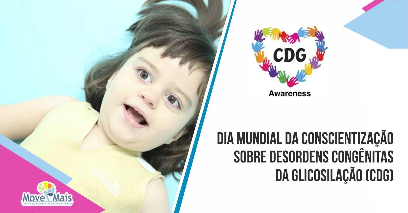 Transtornos Congênitos da Glicosilação – CDG